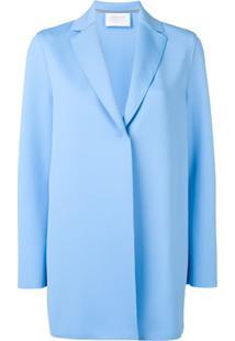Harris Wharf London Blazer Slim - Azul