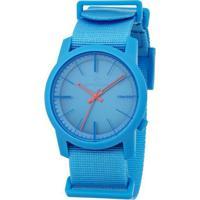 9dbdf1b938d Relógio De Pulso Ripcurl Cambridge - Masculino-Azul Claro