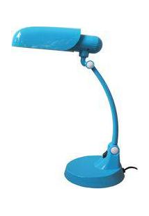Luminaria Plastico Toucan Azul 17.5 X 41.8 X 14 Cm - Metropole