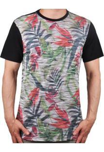 Camiseta Hurley Tropic - Masculino