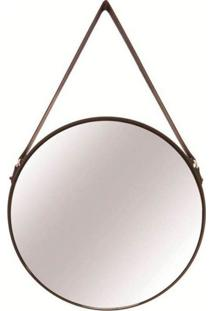 Espelho Decorativo Bart 36 X 67 Cm Preto