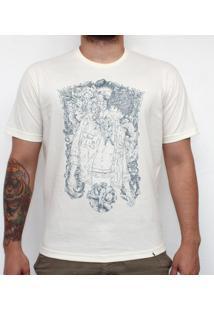 Naturae Sequitur Semina Quisquis Suae - Camiseta Clássica Masculina
