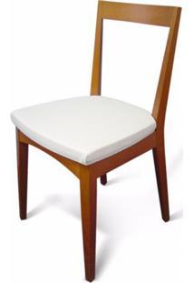 Cadeira Retro Em Madeira Maciça Com Pinturas E Tecidos Personalizáveis