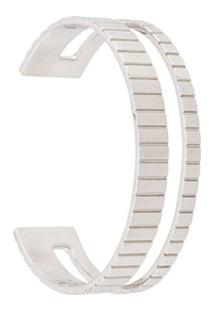 I.V.I. Bracelete Slot - Prateado