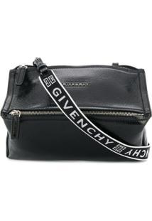 Givenchy Bolsa Transversal 4G Pandora Mini - Preto