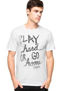 Camiseta Sommer Play Branca