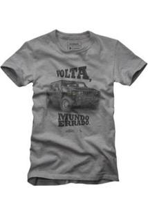 Camiseta Reserva Mundo Errado Masculina - Masculino