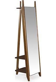 Espelho Stoka Marrom Máxima