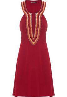 Vestido Ruby Bo.Bô - Vinho