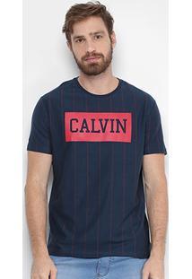Camiseta Calvin Klein Vintage Masculina - Masculino