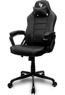 Cadeira Gamer Pichau Mooke By-8214- Unissex-Preto