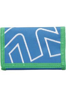 Carteira Etnies Icon Outline Azul