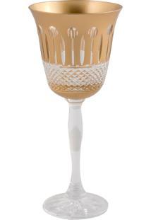 Taça De Cristal Lodz Para Vinho De 170 Ml Goclaw