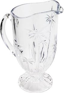 Jarra Palm Tree- Cristal- 19Xø16Cm- 1,5L- Rorojemac