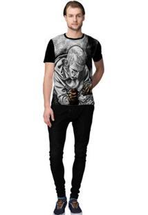 Camiseta Stompy Tattooer Masculino - Masculino