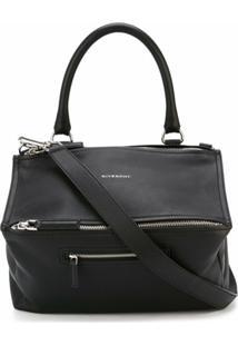 Givenchy Bolsa Tote Modelo 'Pandora' - Preto