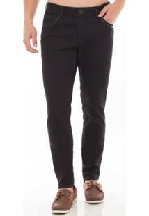 Calça Jeans Super Skinny Denúncia Azul 48 - Masculino