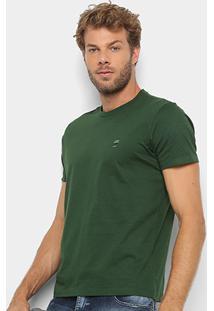 Camiseta Manga Curta Ellus Básica Masculina - Masculino