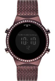 Relógio Technos Feminino Fashion Digital Bj3478Ae/4P
