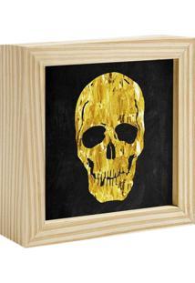 Quadro Decorativo Decohouse Moldura Art Preto