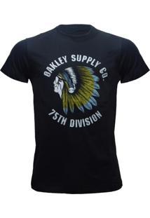 Camiseta Oakley Supply 2.0 Masculino - Masculino