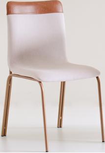 Cadeira March Estofada Anatômica Design Contemporâneo Design By Estúdio Casa A
