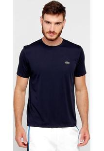 Camiseta Lacoste - Masculino-Marinho