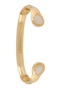 Gas Bijoux Bracelete St Germain - Dourado