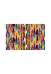 Painel Adesivo De Parede - Lápis De Colorir - 526Pn-P