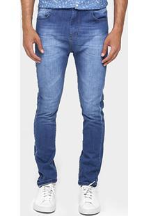 Calça Jeans Sommer Andews Slim Fit - Masculino