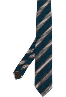 Church'S Gravata Listrada - Azul
