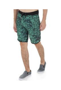 Bermuda O'Neill Framed - Masculina - Verde