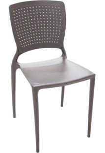 Cadeira Safira I Marrom