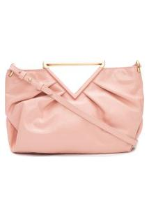 Bolsa Feminina Clutch Billy - Rosa