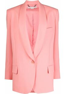 Stella Mccartney Blazer Allison - Rosa