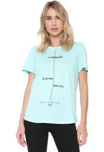 Camiseta Forum Inspiração Verde