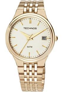 Relógio Technos Analógico - Feminino-Dourado