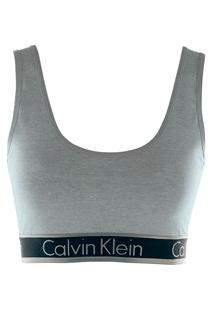 Top Anatômico Alças Largas Calvin Klein (C50.01) Cotton