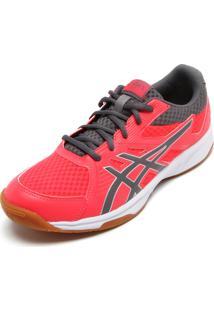 6aabad202f2 Tênis Asics Vermelho feminino