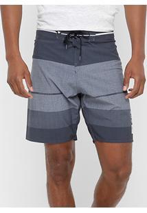 Bermuda Hang Loose Color Stripe Masculina - Masculino