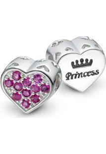 Pingente Life Coração Princess