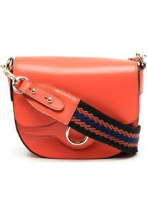 Tila March Bolsa Françoise Mini - Laranja