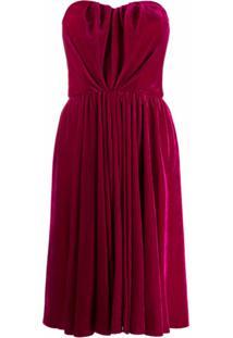 Dolce & Gabbana Vestido De Festa - Rosa