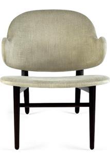Poltrona Easy Chair Design By Ib Kofod-Larsen