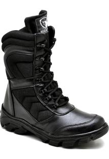 Bota Top Franca Shoes Militar - Masculino