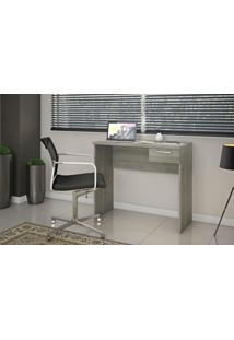 Mesa Office Escrivaninha Notavel Siena Nt 2000 Carvalho