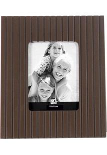 Porta Retrato Imbuia Slim 10X15 Cm Art Image