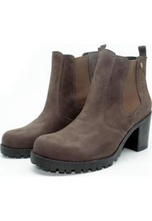 Bota Barth Shoes Bury Marrom - Kanui