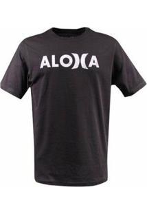 Camiseta Aloha Push Hurley - Masculino