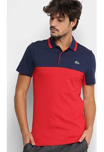 f9ace2a7e6 ... Camisa Polo Lacoste Manga Curta Masculina - Masculino